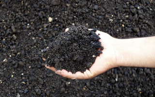 Image of asphalt that will be recycled